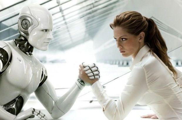 Robotlar 30 yıl sonra insanları geçecek