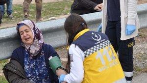 Gaziantep'te TIR'ın çarptığı motosikletli öldü