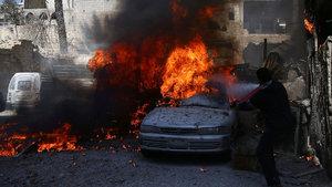 Rusya: Esed'e yaptırım, barış görüşmelerini etkiler