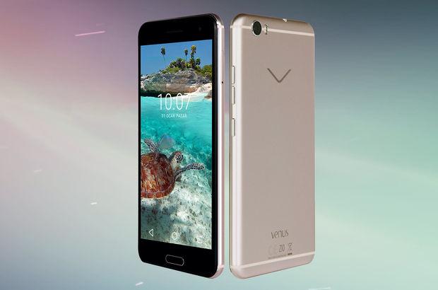 Vestel Venus Z10 tanıtıldı! İşte Vestel Venus Z10 özellikleri!