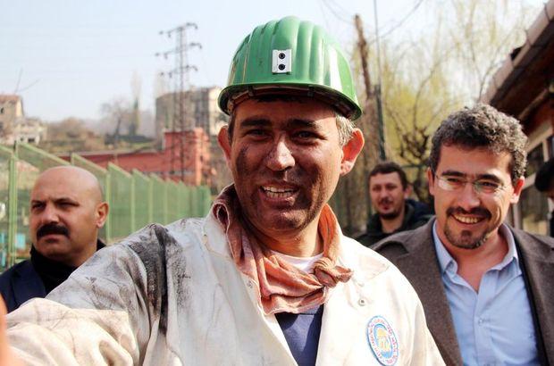 TBB Başkanı Feyzioğlu maden ocağına girdi