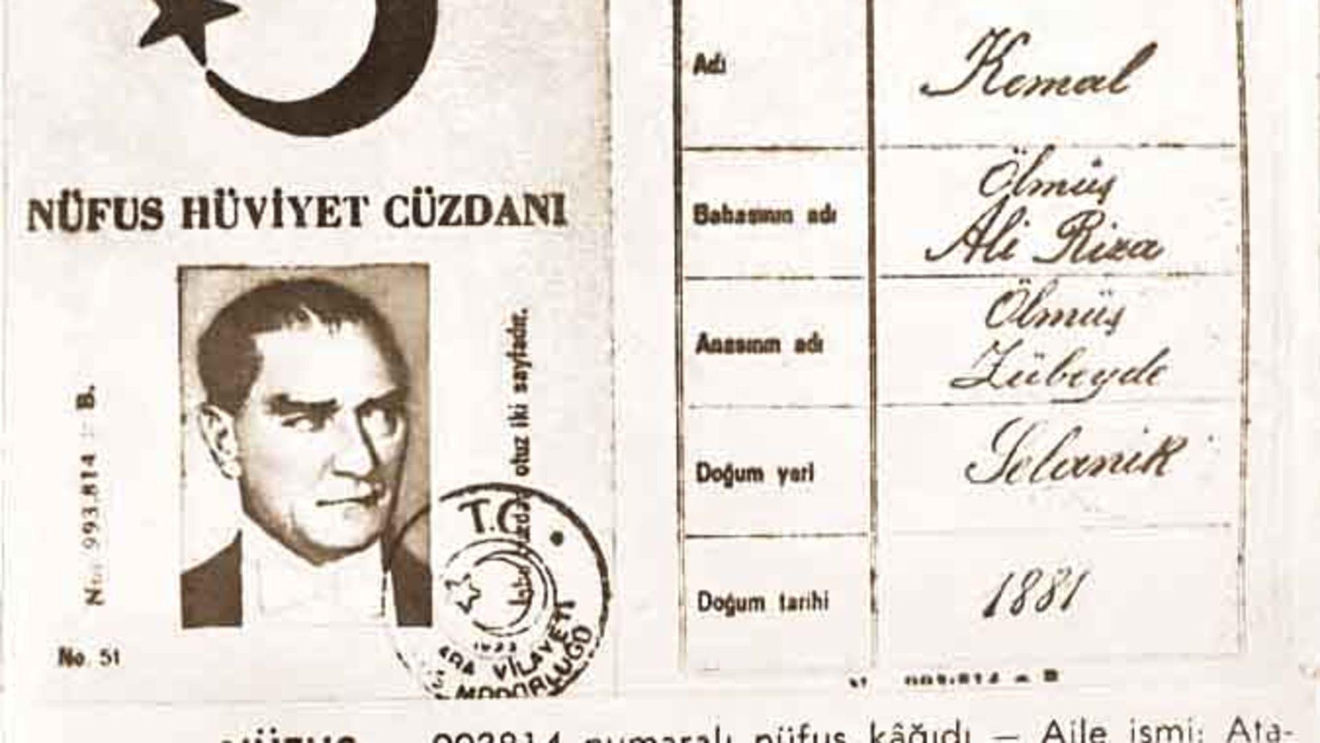 Yunan Tarihçi Atatürkün Soyunun Nereden Geldiğini Belgeledi
