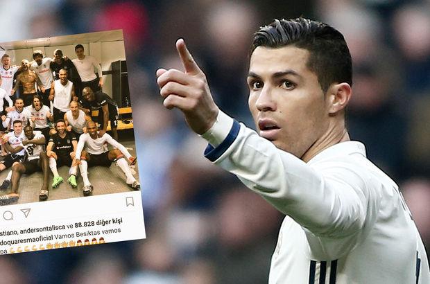 Ronaldo ve Beşiktaş