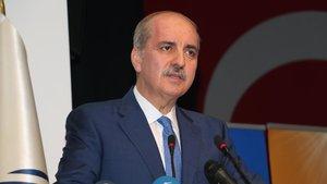 Numan Kurtulmuş: TSK hükümetin emrinde çalışıyor