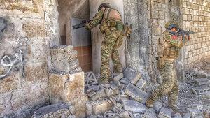 SAT ve SAS komandolarından kritik destek