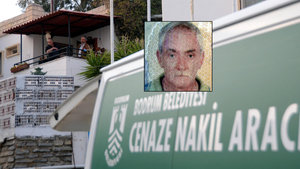 Emekli İngiliz polis Bodrum'da ölü bulundu