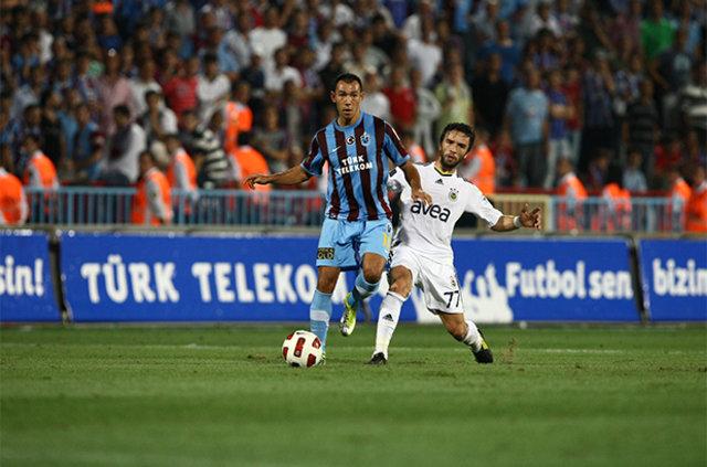 Trabzonsporlu Gökhan Saral'dan Fenerbahçe'ye olay sözler!