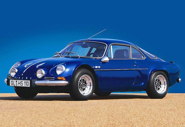 Renault Alpine'in merakla beklenen Porsche 718 avcısı: A110 artık resmi