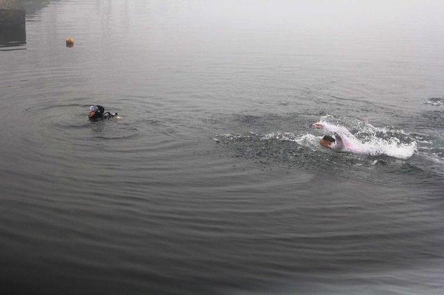 Karamürsel'de kahraman belediye başkanı İsmail Yıldırım fenalaşan dalgıcı kurtardı