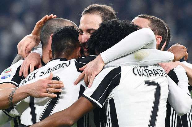 Juventus: 3 - Napoli: 1   MAÇ SONUCU
