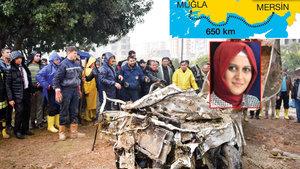 Mersin'de sel sularına kapılan Sultan Uncu'nun cesedi 650 kilometre öteden çıktı!