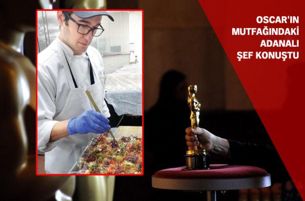 Adanalı şef Yiğit Mirzaoğlu seneye Oscar'a alinazik yapacak