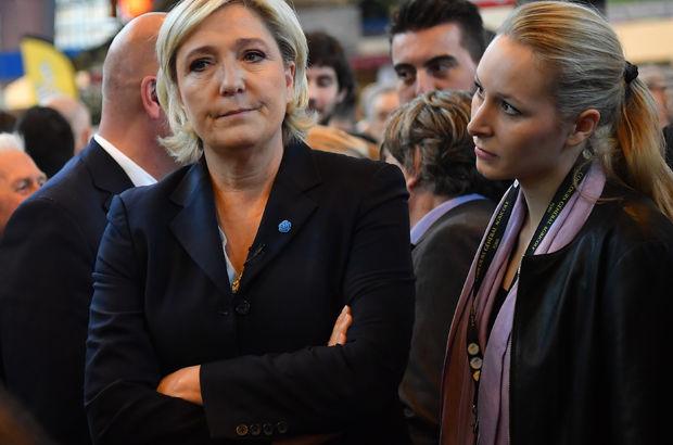 DEAŞ propagandası Le Pen'in dokunulmazlığını kaldırttı!