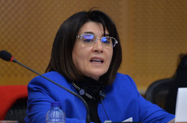HDP Ağrı Milletvekili Leyla Zana hakkında 20 yıla kadar hapis istemi