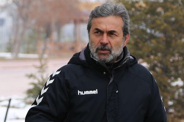 Konyaspor'un 2 yıllık yeni sözleşme teklif ettiği Aykut Kocaman'dan ret!
