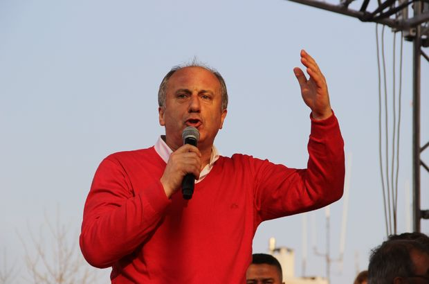 CHP'li İnce: Bize 600 değil, 300 milletvekili yeter
