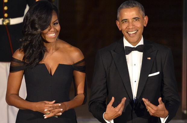 Obama çiftine yeni kitapları için 60 milyon dolar!