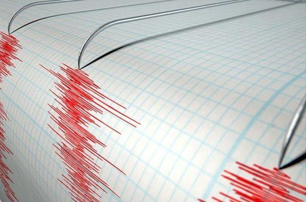 SON DEPREMLER! Çanakkale'de 4.7 büyüklüğünde deprem