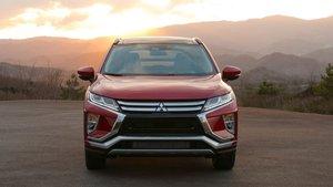 Mitsubishi Eclipse Cross SUV büyük beğeni topluyor