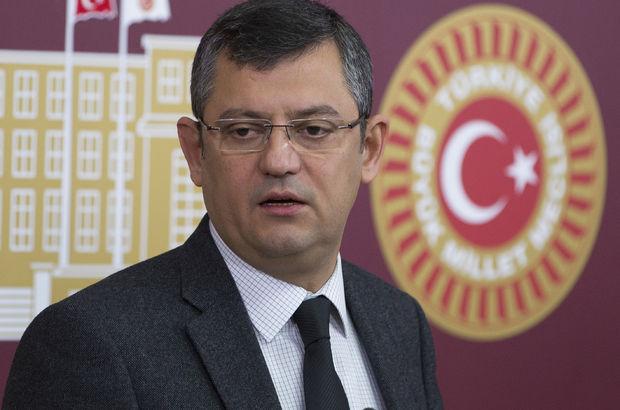 CHP'li Özgür Özel'den Meclis'e 5 maddelik değişiklik çağrısı