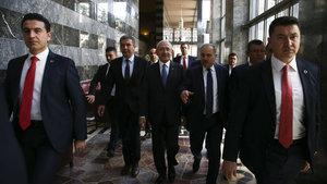 CHP, AK Parti ve MHP tabanındaki fireleri gözüne kestirdi