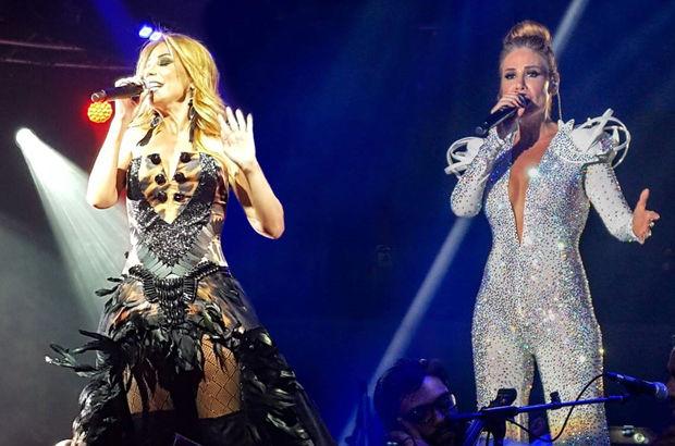 Linet İsrail'de konser verdi