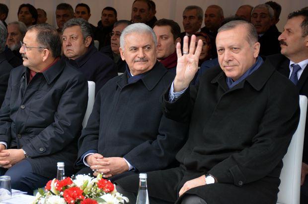 Erdoğan ve Yıldırım, Romanlar ile hemşeri buluşmaları gerçekleştirecek