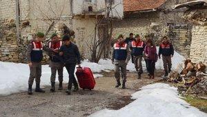 Isparta'da kayıp çocuklar köyde saklanırken bulundu