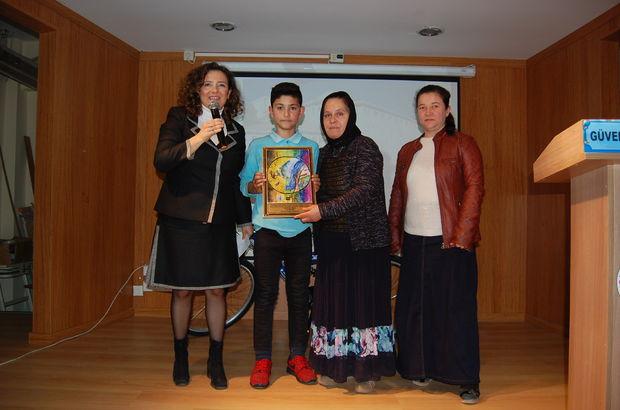 Avrupa Birliği'nden Başakşehir Güvercintepe Ortaokulu'na birincilik