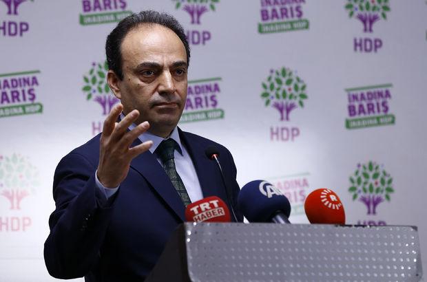 HDP'den İstanbul, Diyarbakır ve İzmir'de eş zamanlı kampanya