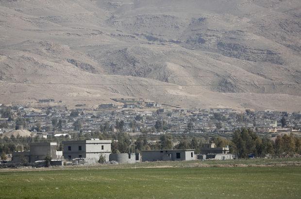 Terör örgütü PKK, Sincar'da tünel kazmaya başladı