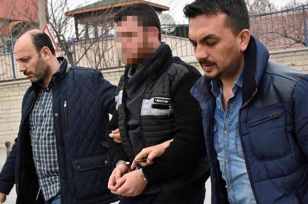 Konya'da 'canlı bomba' diye yakalanan kişi defineci çıktı