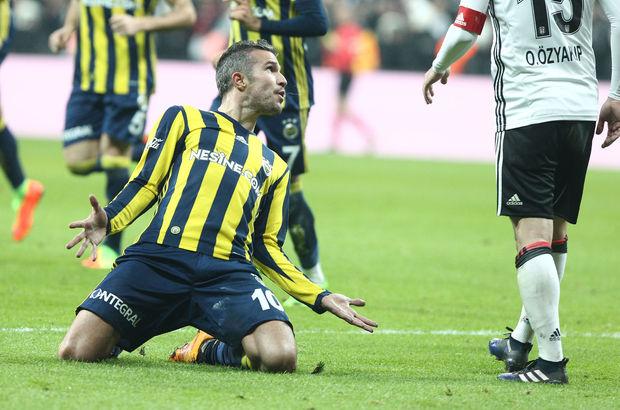Fenerbahçe'nin golcüleri 2017'de bekleneni veremedi