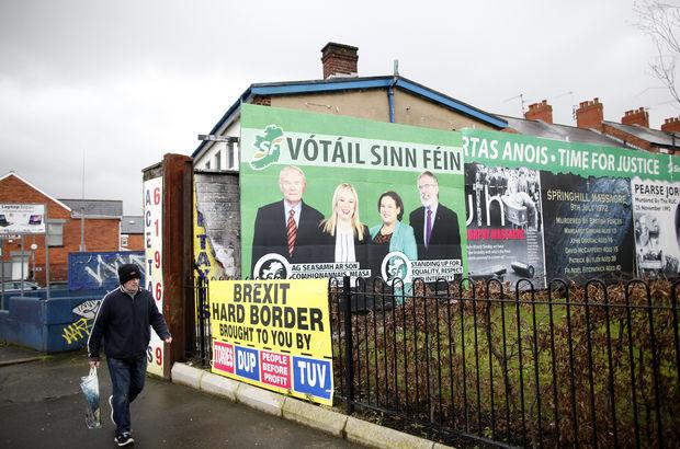Kuzey İrlanda'da kritik seçim: Yönetim Londra'ya geçebilir