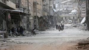 Birleşmiş Milletler Halep raporunu yayınladı: Savaş suçu işlendi