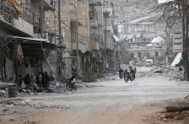 Birleşmiş Milletler'den flaş Halep raporu: Savaş suçu işlendi