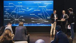 Mercedes-Benz, Mobil Dünya Kongresi 2017'de dijital mobilitenin geleceğine yön veriyor