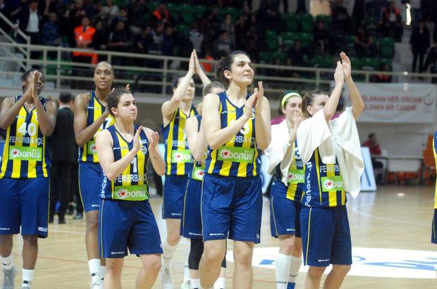Hatay Büyükşehir Belediyespor: 61 - Fenerbahçe: 71 | MAÇ SONUCU