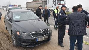 İzmir'de trafikte kızıp aracının camını kırdıkları kişi savcı çıktı