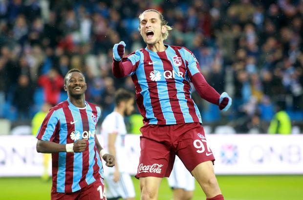 Trabzonspor Yusuf Yazıcı'nın sözleşmesini uzattı