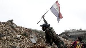 Suriye Ordusu Rakka için kritik mevzileri ele geçirdi!