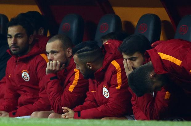 Derbide Selçuk İnan Sabri Sarıoğlu'nun elini sıkmadı!