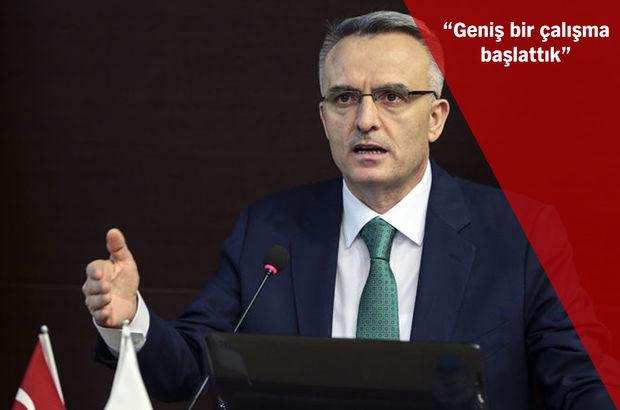Maliye Bakanı Naci Ağbal'dan flaş KDV açıklaması!