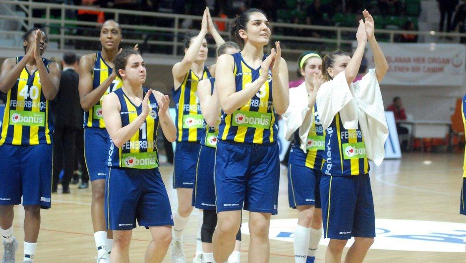 Hatay Büyükşehir Belediyespor: 61 - Fenerbahçe: 71