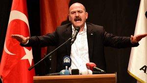 Süleyman Soylu: Ana muhalefet terör örgütüne can suyu veriyor
