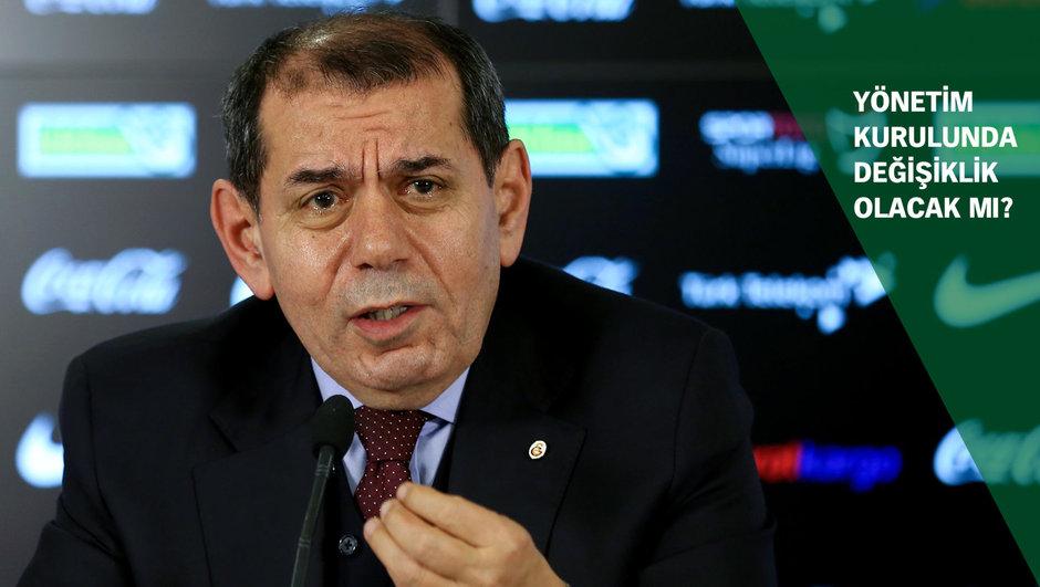 Dursun Özbek Galatasaray