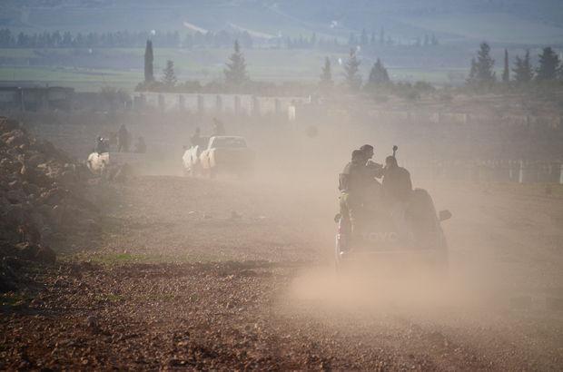 Reuters: ÖSO Menbiç'te saldırıya geçti