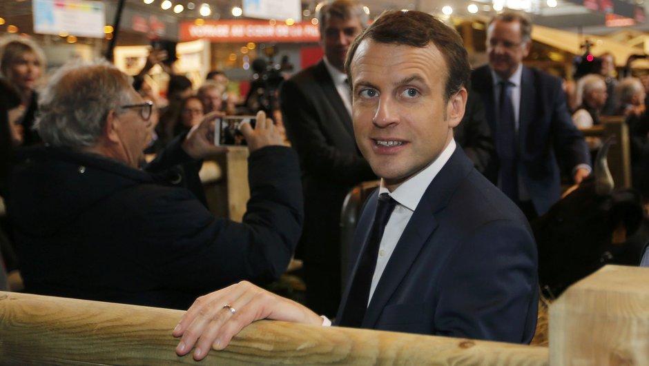 Emmanuel Macron  Fransa