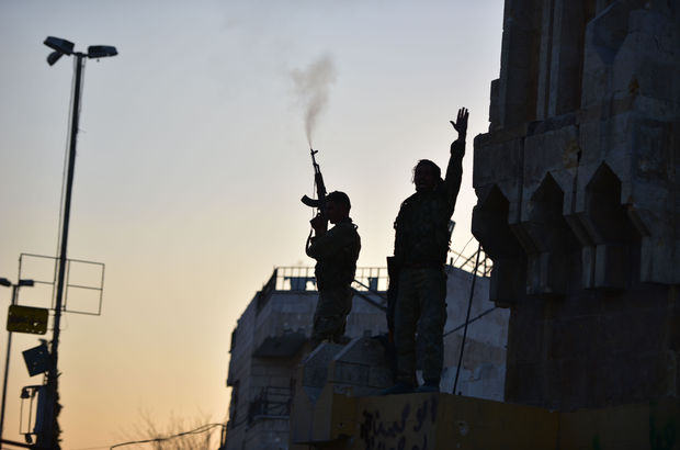 ÖSO, Bab'da iki köyü PYD'den temizledi
