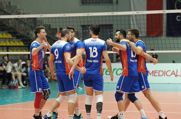 İstanbul Büyükşehir Belediyespor: 3 - Zaksa: 1